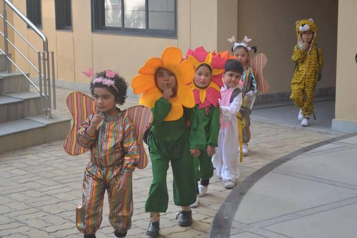 Hebron School-Fancy Dress Competition