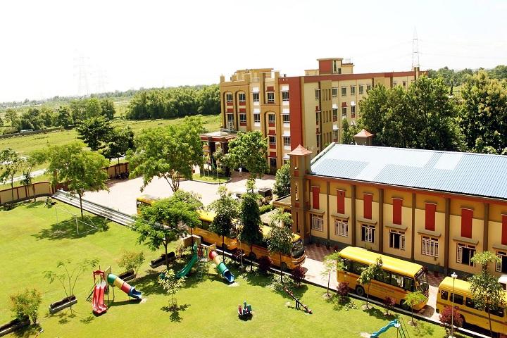 Hebron School-School Building