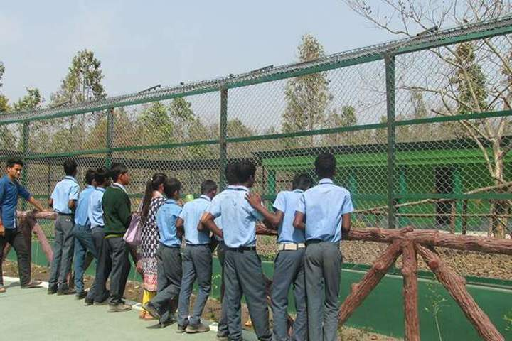 Himalayan Buddhist Cultural School-Visit To Zoo