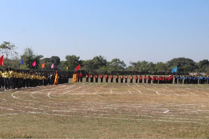 Holy Cross School-Annual Sports Day