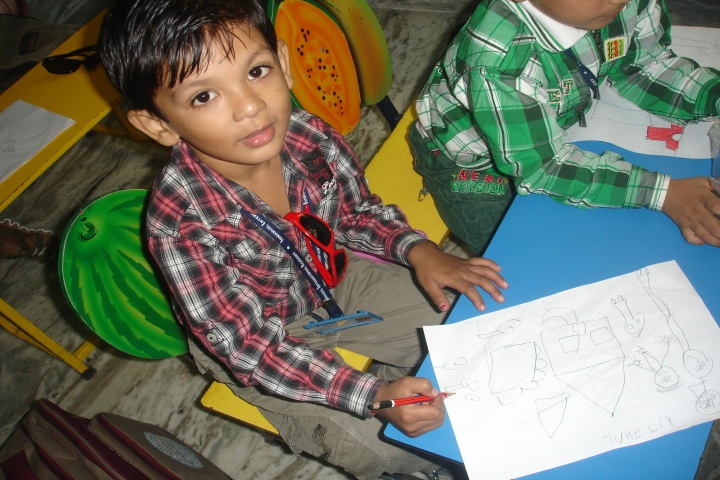 Immanuel International Academy-Drawing Competition