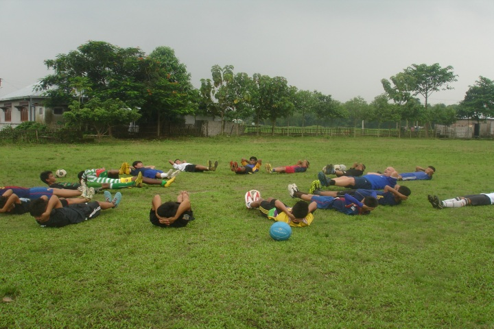 Immanuel International Academy-Playing Area