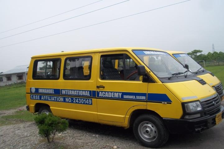Immanuel International Academy-Transport
