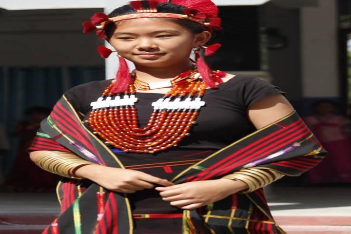 Immanuel International Academy-Fancy Dress Competition