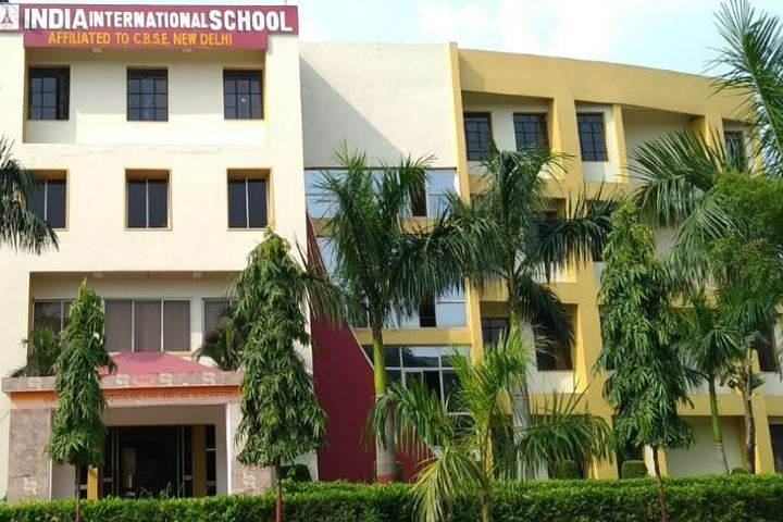 India International School-Campus View