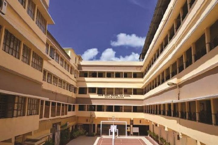 Indira Gandhi Memorial High School-Campus View