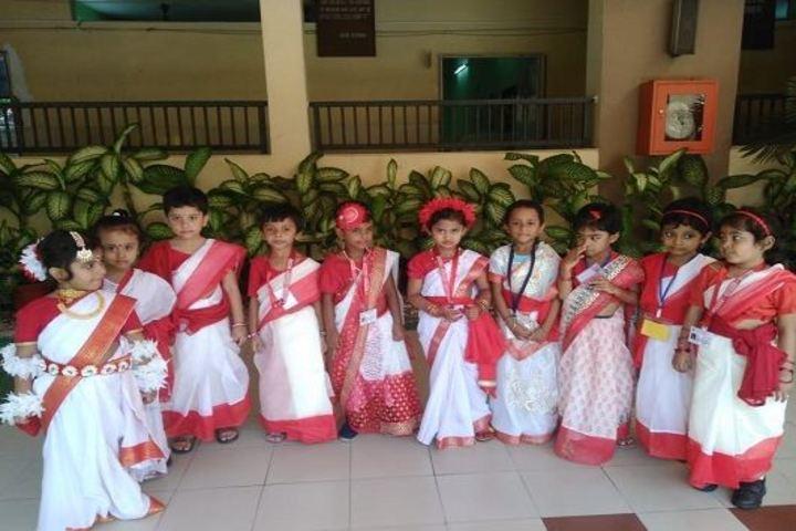 Indira Gandhi Memorial High School-Fancy Dress
