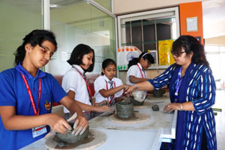 Indus Valley World School-Activity