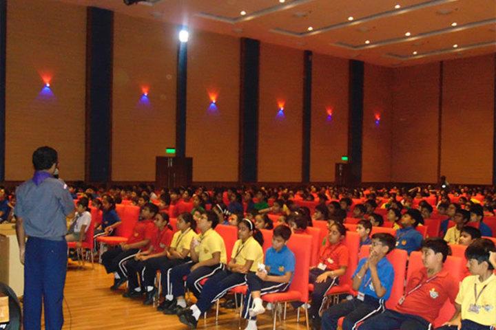 Indus Valley World School-Seminar