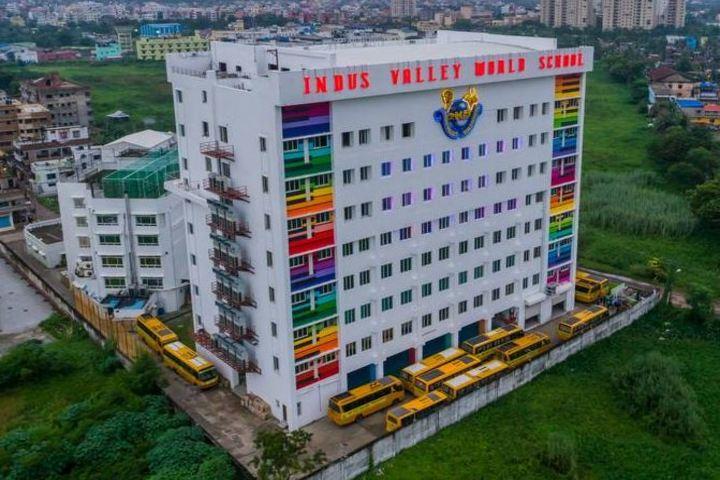 Indus Valley World School-Campus View