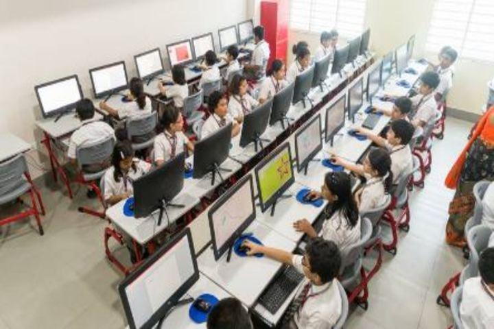 Indus Valley World School-Computer LAB