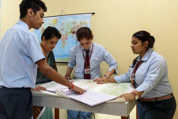 Indus Valley World School-General Studies