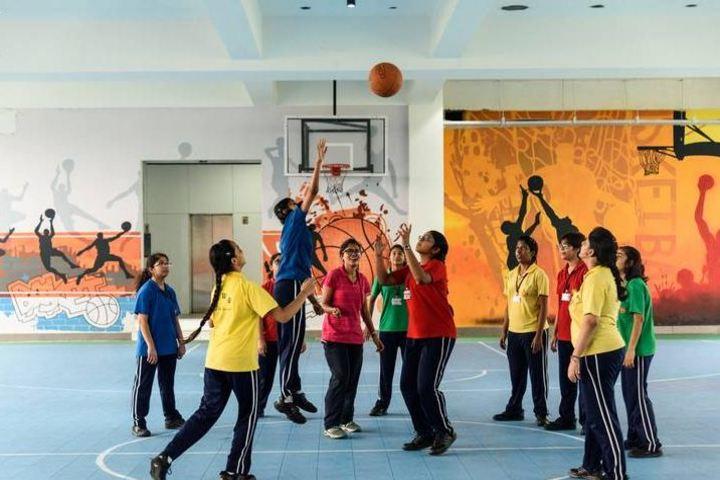 Indus Valley World School-Sports