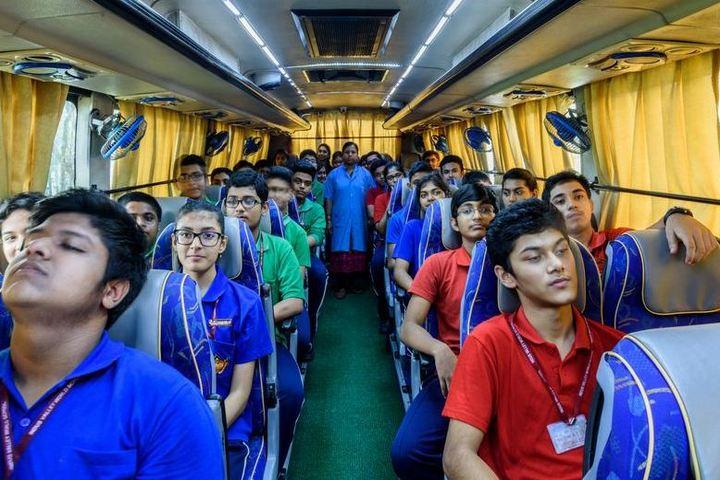 Indus Valley World School-Transport