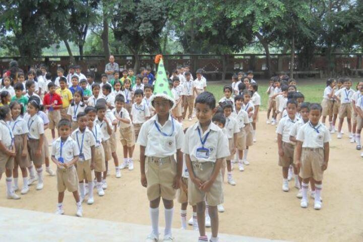 Jagriti Public School-Assemble Grounds