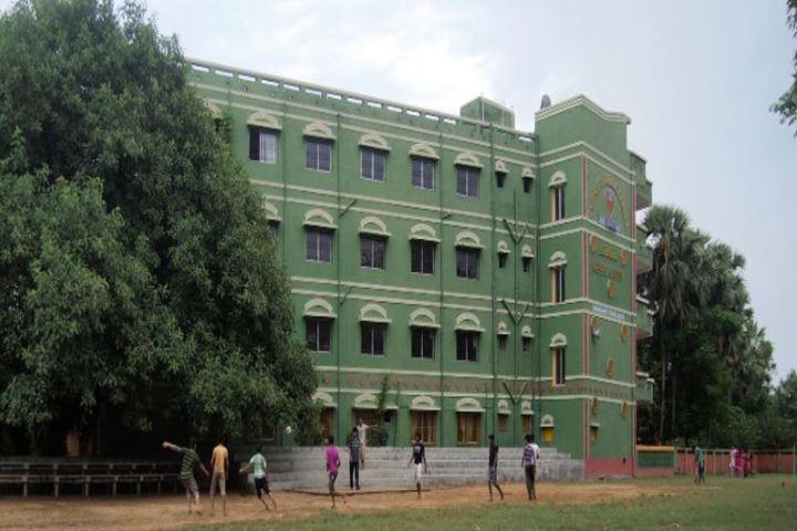Jagriti Public School-Campus View