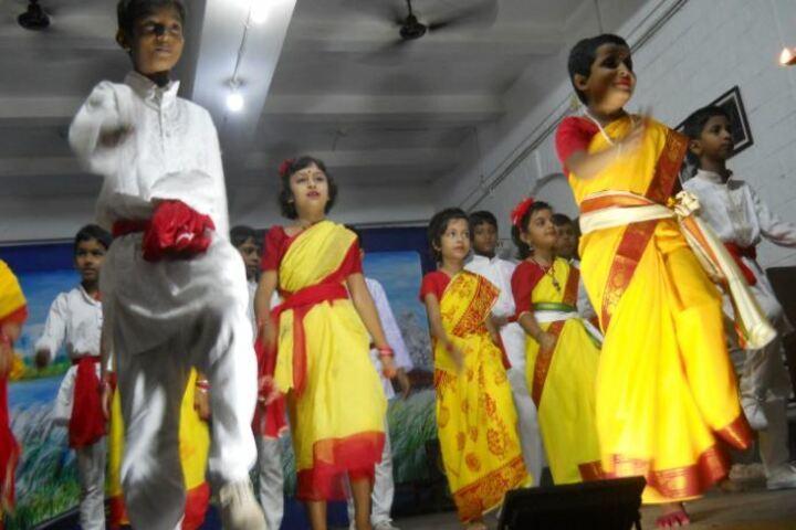 Jagriti Public School-Cultural Dress