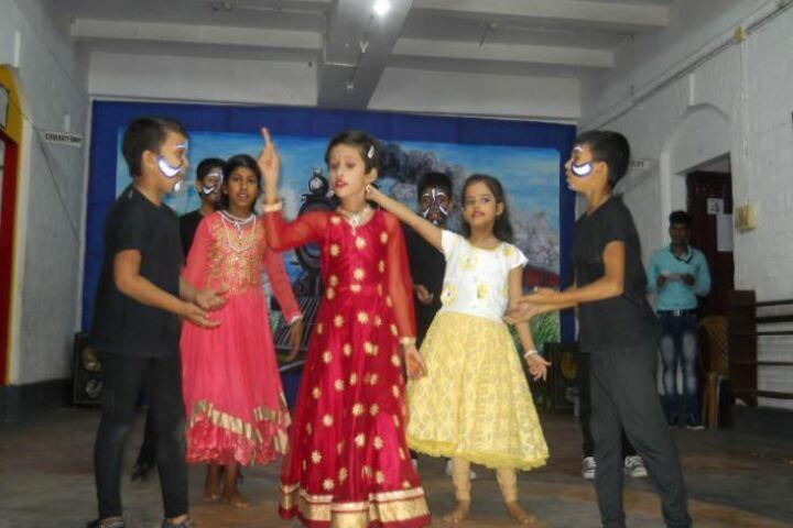 Jagriti Public School-Dance