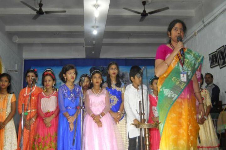 Jagriti Public School-Singing