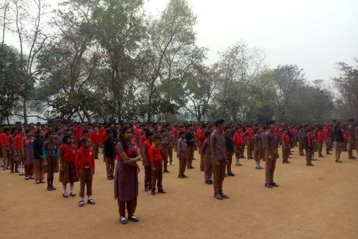 Jagriti Public School-Students