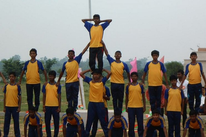 Jawahar Navodaya Vidayalaya-Sports Day