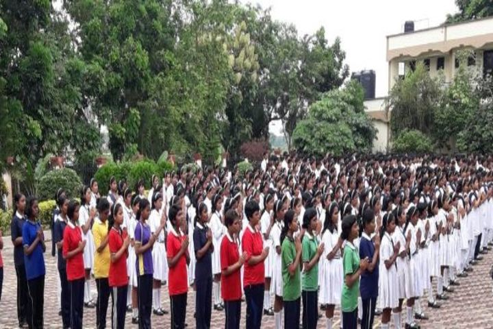 Jawahar Navodaya Vidyalaya-Assemble Ground