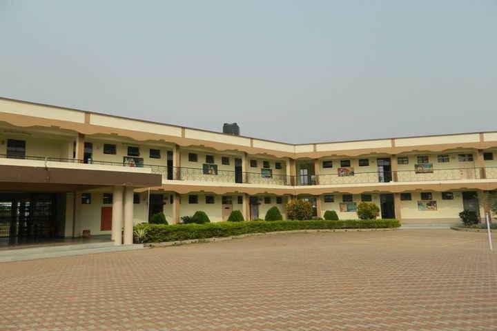 Jawahar Navodaya Vidyalaya-Campus Area