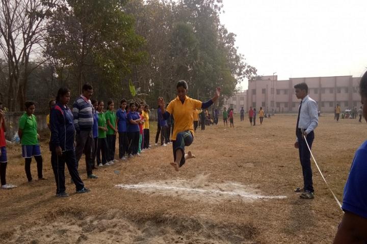 Jawahar Navodaya Vidyalaya-Long Jump