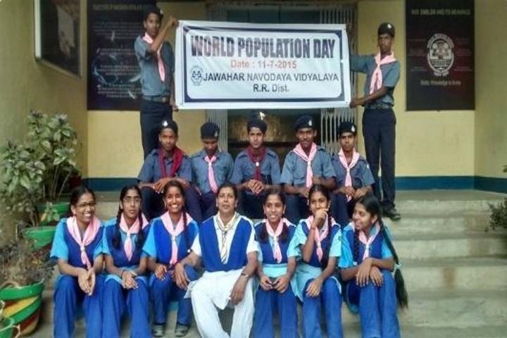 Jawahar Navodaya Vidyalaya-Scoutt And Guide