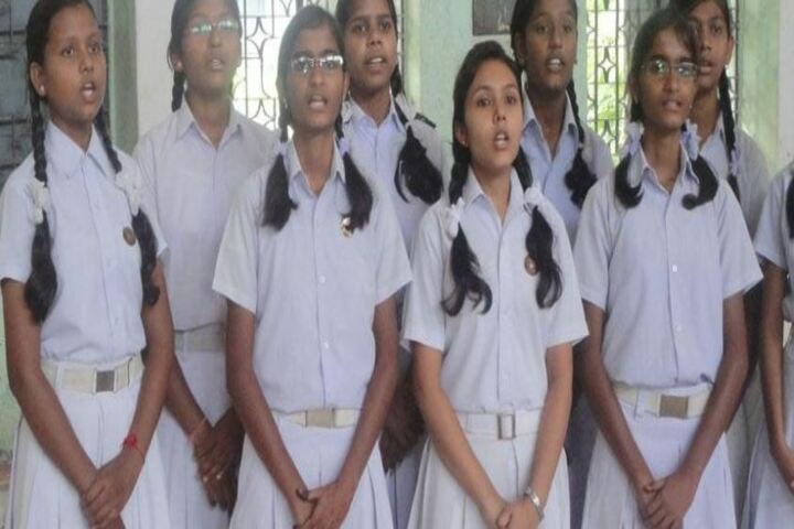 Bhilai Steel Plant Senior Secondary School No 2-Group Song