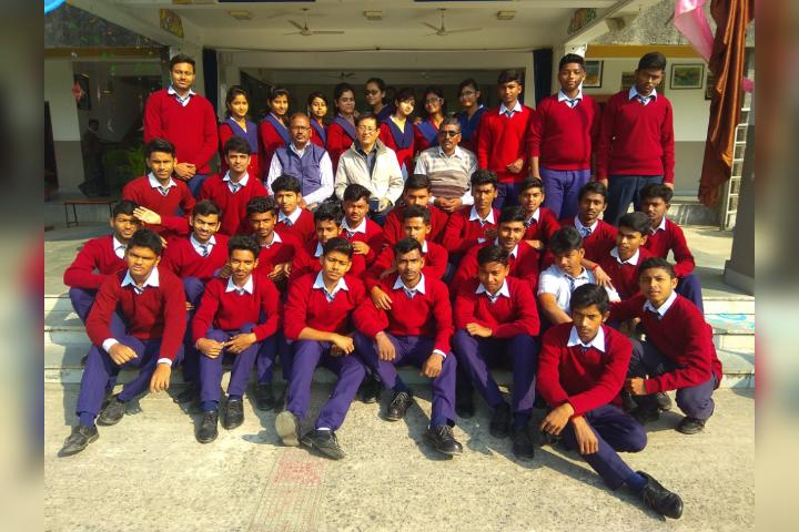 Jawahar Navodaya Vidyalaya- Students