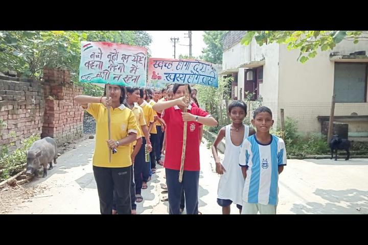 Jawahar Navodaya Vidyalaya- Awareness Activity