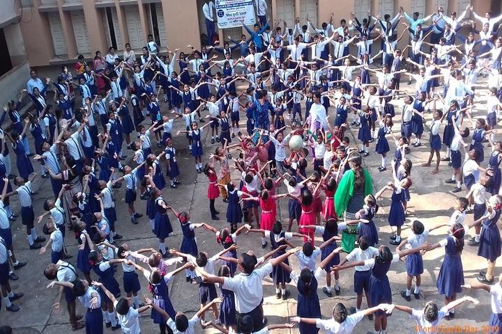 Bailadila Iron Ore Project Senior Secondary School-Earth Day Celebrations