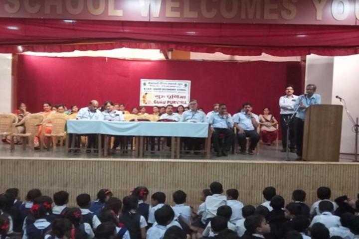 Bailadila Iron Ore Project Senior Secondary School-Speech