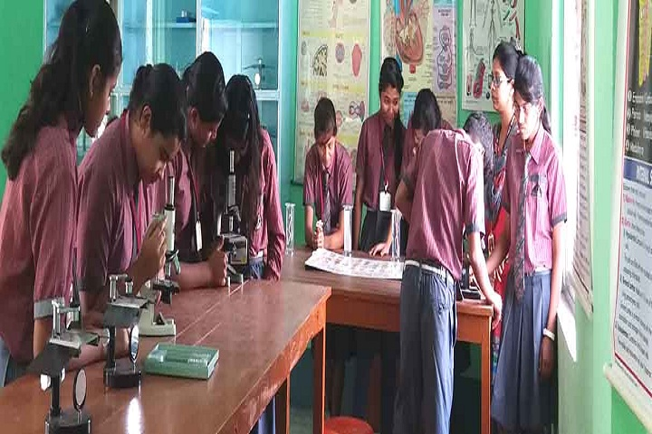JRS Public School-Biology-Lab