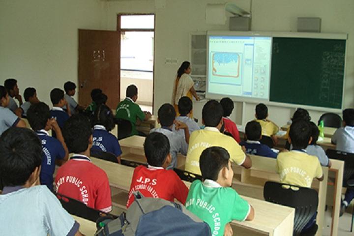 Jyotirmoy Public School-Classroom