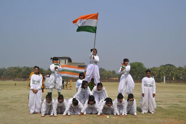 Jyotirmoy Public School-National day celebration