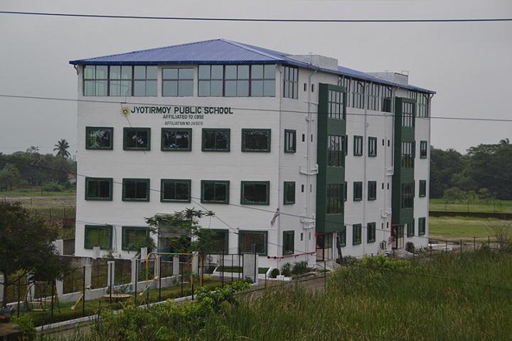 Jyotirmoy Public School-School-View
