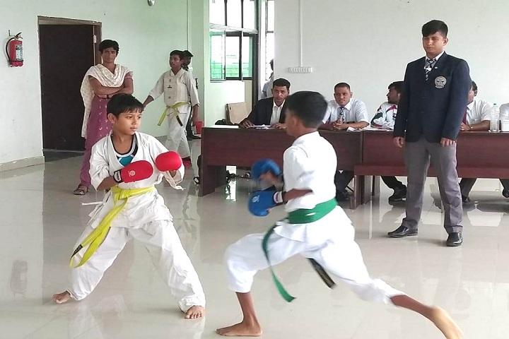 Jyotirmoy Public School-Sports