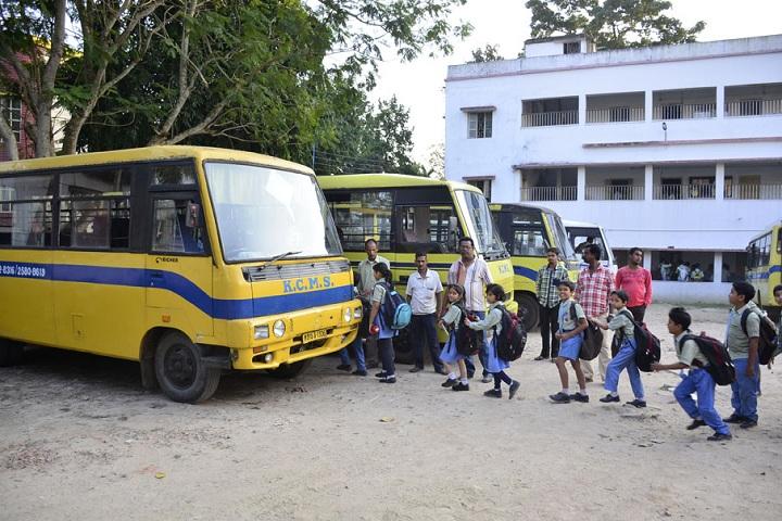 Kalyani Central Model School-Transport