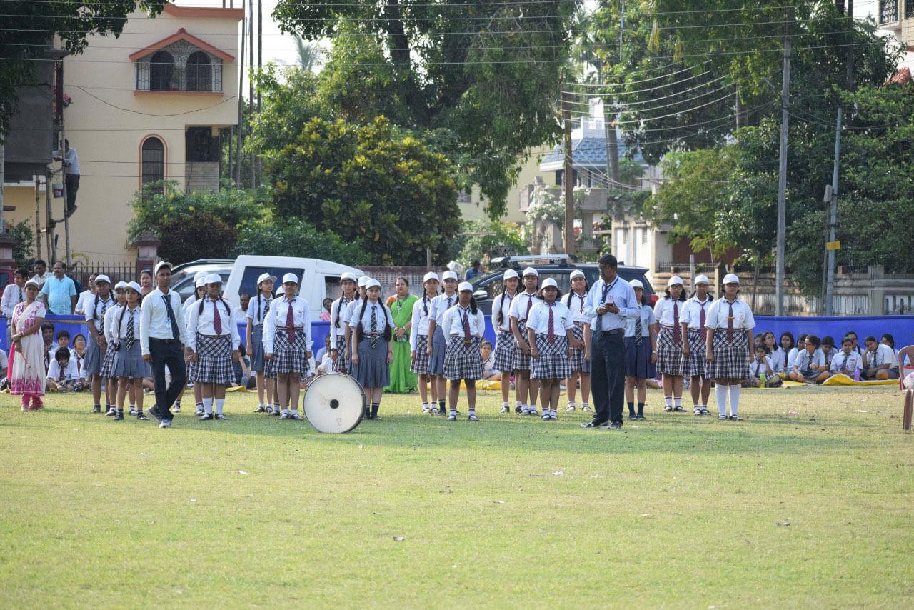 Kalyani Central Model School- Event1