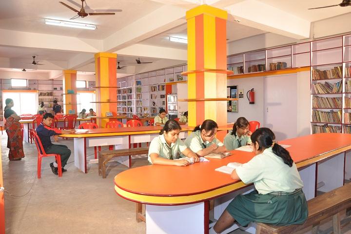 Kalyani Public School-Library