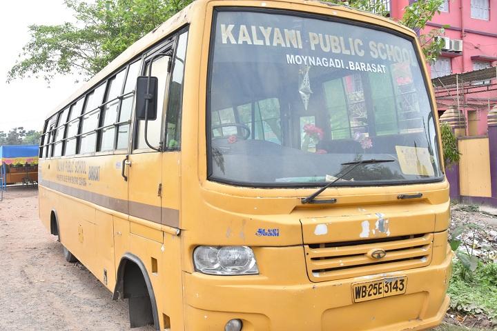 Kalyani Public School-Transport