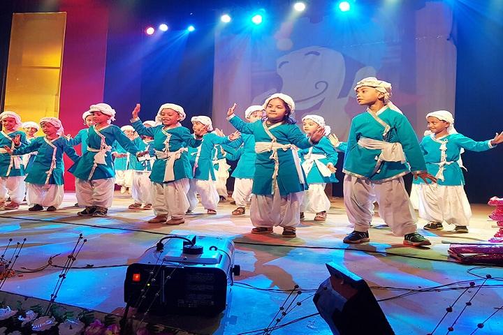 Kamal Kumari Devi Model School-Events programme