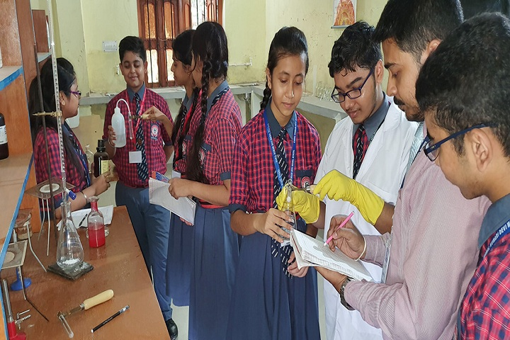 Kamal Kumari Devi Model School-Laboratory chemistry