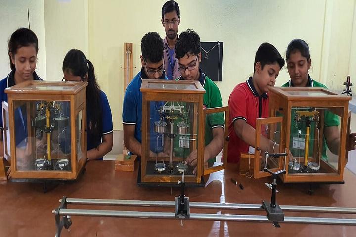 Kamal Kumari Devi Model School-Laboratory physics