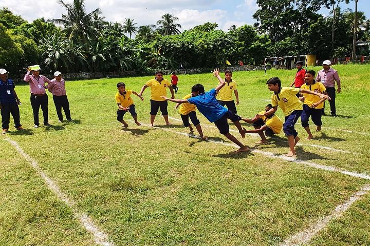 Kamal Kumari Devi Model School-Sports