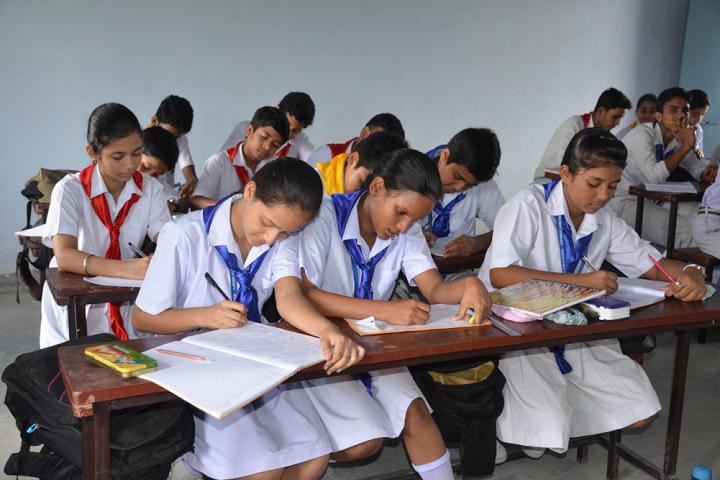 Kashinath Lahiri Public School-Classroom