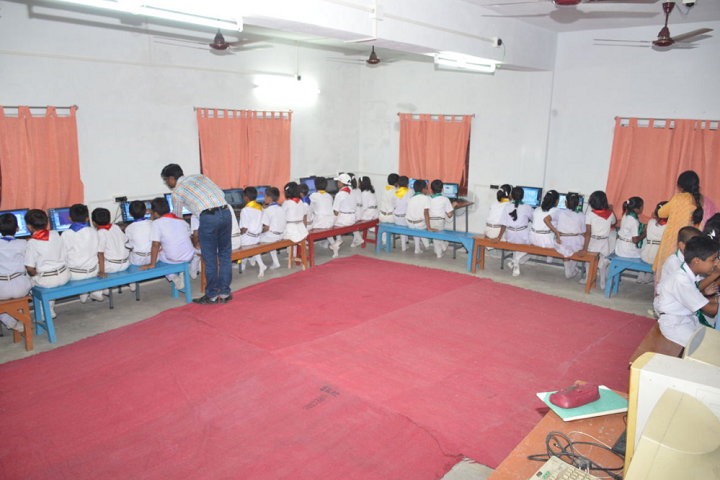 Kashinath Lahiri Public School-IT-Lab