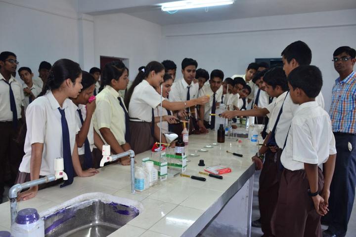 Kashinath Lahiri Public School-Laboratory chemistry